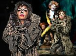 BAZ BAMIGBOYE: Grizabella's a hot cat with sizzling Nicole