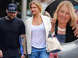 Cameron Diaz's 'fiancé' Benji Madden 'asked her mother Billie for permission'