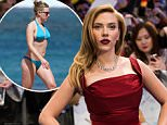Scarlett Johansson reveals her secret for staying svelte with all those Christmas treats around