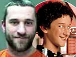 Dustin Diamond taken to jail on Christmas for allegedly stabbing a man with a switchblade in bar fight