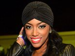 Porsha Williams arrested for allegedly speeding with suspended driver's license