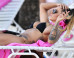 Jodie Marsh Escapes Freezing Blighty For Bikini Break To Barbados (PICS)
