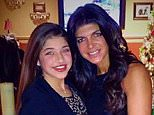 Teresa Giudice's daughter Gia shares tender moment with mom ahead of her prison spell