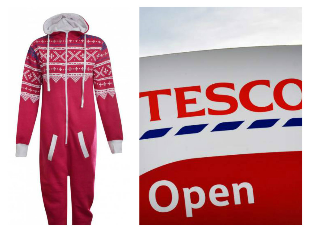 Man is fined after stealing ten children's onesies from Tesco to repay drug debt