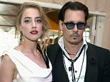 Johnny Depp, 51, and Amber Heard, 28, are married