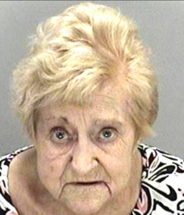Woman, 82, accused of stealing 'Sexiest Fantasies' perfume 'sure to drive any man wild'