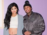 Tyga insists there is NO romance with Kylie Jenner
