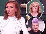 Giuliana Rancic 'made Zendaya hair remark THREE times' during Fashion Police taping …despite Kelly Osbourne warning her not to say it