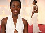 Lupita Nyong'o's stolen $150K Oscar gown has now been 'returned to her Hollywood hotel by the thief'