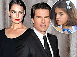 Katie Holmes and Tom Cruise 'have bad feelings and use intermediaries to discuss Suri'