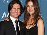 Tom Cruise 'thinks ex-wife Katie Holmes drained her'