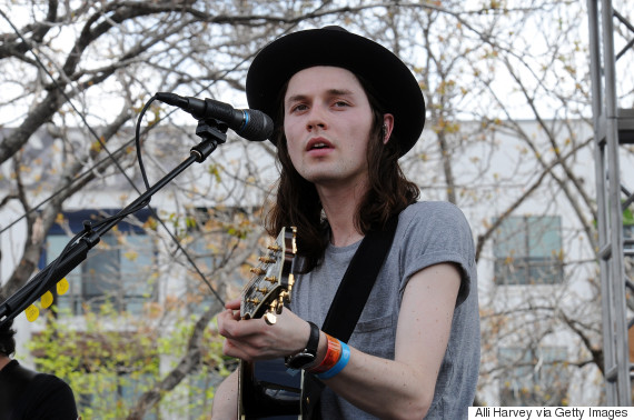 James Bay Reveals How He Plans To Deliver With Debut 'Chaos And The Calm' Album, Following Brits Critics' Choice Award Win (INTERVIEW)