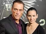 Jean-Claude Van Damme's wife is leaving the action star for a SECOND time