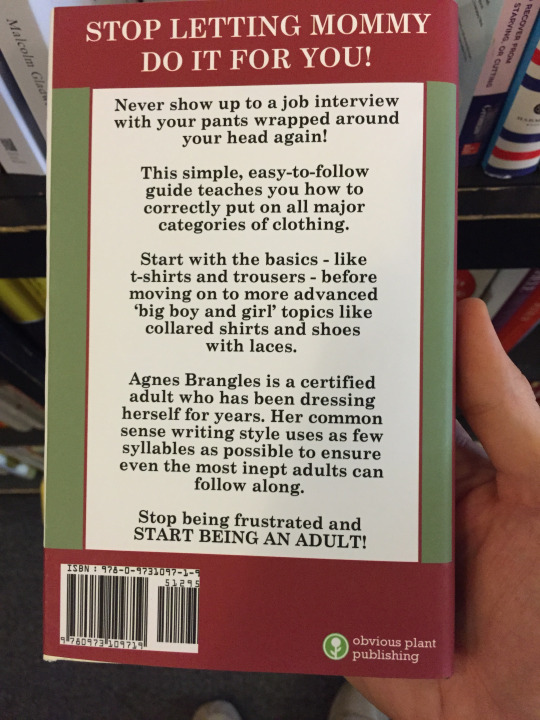 Man plants fake self-help books in bookshop, and we actually want to read them
