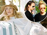 Kate Hudson and her ex Matt Bellamy muse the joys of co-parenting