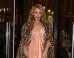 Kylie Minogue Sports Jean Paul Gaultier Corset Dress In Paris (PICS)