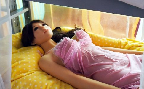 Realistic (but creepy) sex dolls are replacing women in China
