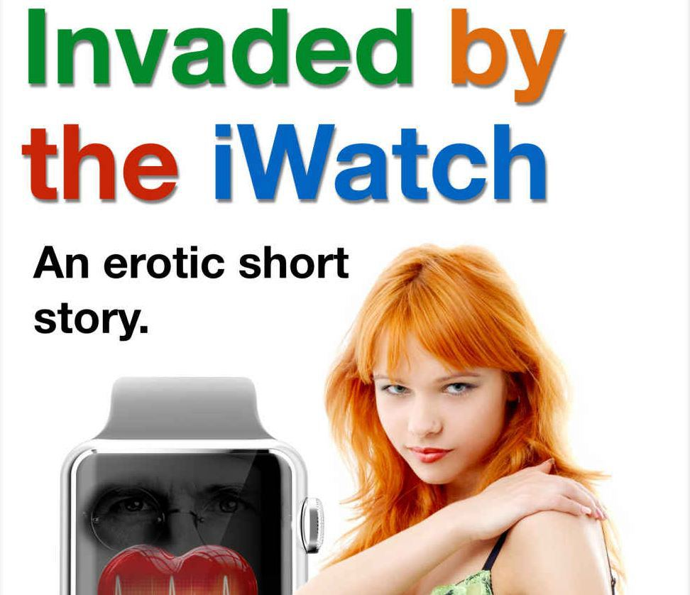 There's an erotic novel about the Apple Watch