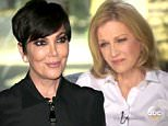 Kris Jenner denies giving 'no comment' to Diane Sawyer over Bruce Jenner interview