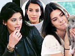 Kendall Jenner slams sister Kylie's lip fillers …as Kim Kardashian advises her to not 'go overboard'