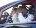 Idris Elba Crashes Car Shortly After Starting Rally Car Race For 'Idris Elba: No Limits' Series