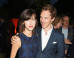 Benedict Cumberbatch And Sophie Hunter Make Their First Public Appearance Since Welcoming Baby Boy