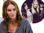 Kim, Kourtney and Khloe Kardashian all 'turn their backs on Caitlyn Jenner'