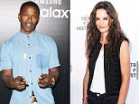Katie Holmes meets with Jamie Foxx in LA' as it's revealed she's 'very in love'