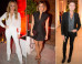 Amanda Holden Brings The Glamour At Simon Cowell's Summer Party, With Caroline Flack, Alesha Dixon, Nick Grimshaw And Louis Walsh Also In Attendance (PICS)