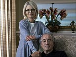 Robert DeNiro and Michelle Pfeiffer as Bernie and Ruth Madoff in Wizard of Lies