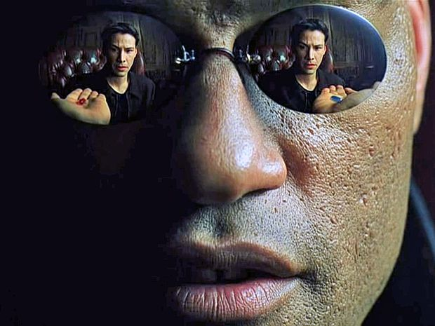 The Matrix is real and this room proves it