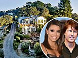 Eva Longoria 'buys Tom Cruise's Hollywood Hills compound for $11.4million'