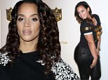 Dascha Polanco goes without underwear on the red carpet and loves to embrace her curves