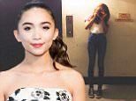 '2015 is the most memorable year of my life': Rowan Blanchard, 14, writes a letter to fans sharing lessons she's learned over the past year