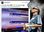 Snoop Dogg leads way as California legalizes recreational marijuana