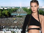 Bella Hadid and Rachel Zoe post wrong March pics