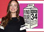 Olivia Wilde shares horror over missing black girls in DC