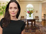 A look inside at Angelina Jolie's new $25million mansion