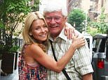 Kelly Ripa kicks off the Father's Day tributes