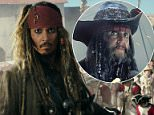 BRIAN VINER: Depp in Pirates of the Caribbean has buckled