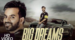Big Dream Sung by Happy Raikoti