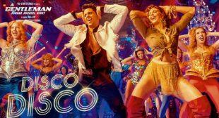 Disco Disco Song by Sachin Jigar