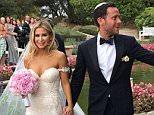 David Parnes marries Adrian Abnosi in France