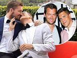 Fredrik Eklund and Derek Kaplan reveal twins expected