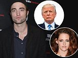 Robert Pattinson finally addresses Donald Trump's tweets