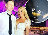 Deadmau5 marries girlfriend Kelly 'Grill' Fedoni