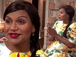 Mindy Kaling confirms she is pregnant in Today show clip