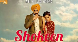 Shokeen Lyrics – Rajvir Jawanda