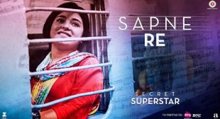 Meghna Mishra's New Song Sapne Re