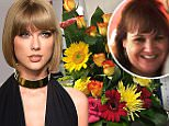 Taylor Swift sends flowers to officer shot in Vegas attack